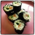 Philadelphia Sushi Roll photo by Jack